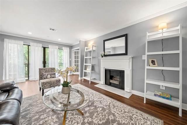 4302 Pine Heights Drive NE, Atlanta, GA 30324 (MLS #6910424) :: Path & Post Real Estate
