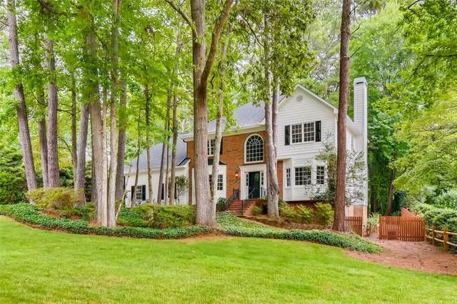 252 Waller Circle NW, Marietta, GA 30064 (MLS #6910447) :: North Atlanta Home Team