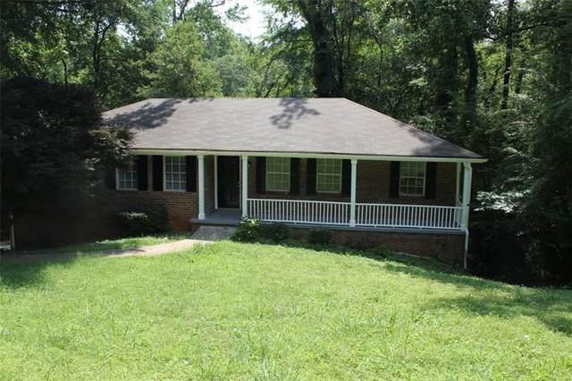 4176 Indian Manor Drive, Stone Mountain, GA 30083 (MLS #6910460) :: AlpharettaZen Expert Home Advisors