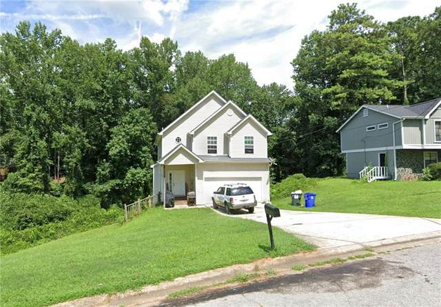 270 Fieldstone Drive, Fairburn, GA 30213 (MLS #6910466) :: Todd Lemoine Team