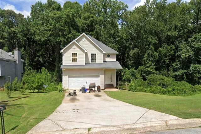 280 Fieldstone Drive, Fairburn, GA 30213 (MLS #6910471) :: Todd Lemoine Team