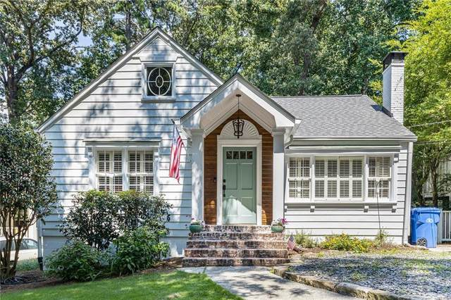 2077 Evergreen Lane NW, Atlanta, GA 30318 (MLS #6910497) :: Charlie Ballard Real Estate
