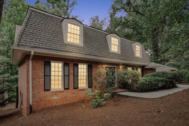 5022 Mount Vernon Way, Dunwoody, GA 30338 (MLS #6910510) :: North Atlanta Home Team