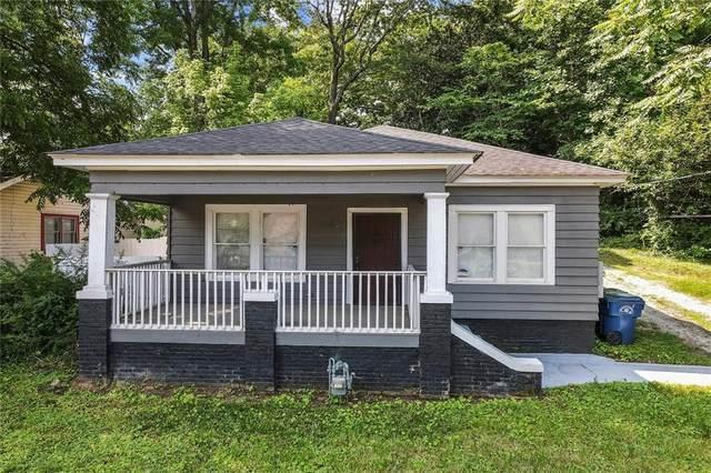 1349 Memorial Drive SE, Atlanta, GA 30317 (MLS #6910543) :: Path & Post Real Estate