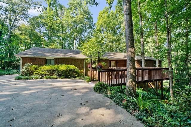 431 Oakleaf Trail, Suwanee, GA 30024 (MLS #6910557) :: North Atlanta Home Team