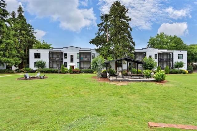 99 Peachtree Memorial Drive NW A1, Atlanta, GA 30309 (MLS #6910584) :: RE/MAX Paramount Properties