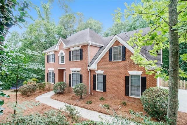 160 Eagles Nest Drive, Fayetteville, GA 30214 (MLS #6910585) :: North Atlanta Home Team