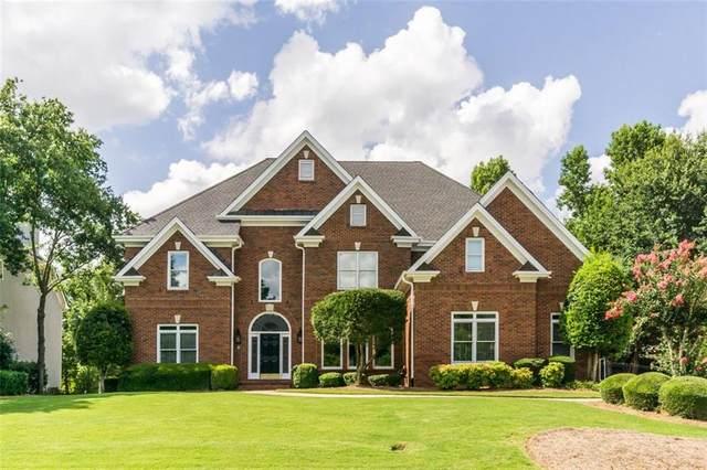 3860 Falls Landing Drive, Alpharetta, GA 30022 (MLS #6910588) :: North Atlanta Home Team