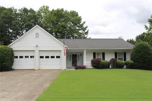 3568 Plum Creek Trail NW, Kennesaw, GA 30152 (MLS #6910609) :: North Atlanta Home Team