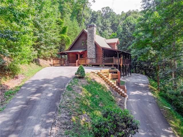 892 Ranch Mountain Drive, Dahlonega, GA 30533 (MLS #6910618) :: The Realty Queen & Team