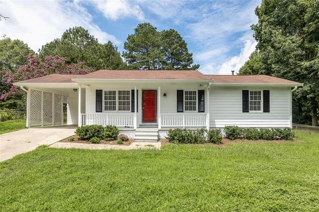 1797 Wesley Way NW, Conyers, GA 30012 (MLS #6910656) :: North Atlanta Home Team