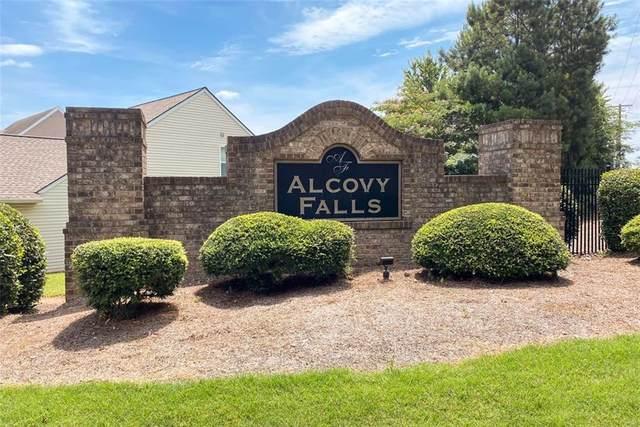 1372 Alcovy Falls Drive, Lawrenceville, GA 30045 (MLS #6910736) :: Todd Lemoine Team