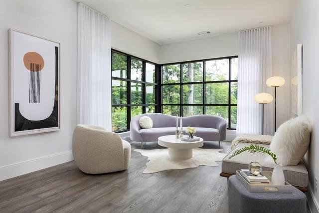 1504 Red Fox Drive D, Atlanta, GA 30306 (MLS #6910743) :: Good Living Real Estate