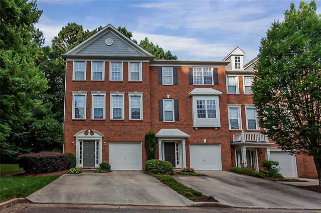 3111 Delachaise Way, Norcross, GA 30071 (MLS #6910781) :: North Atlanta Home Team