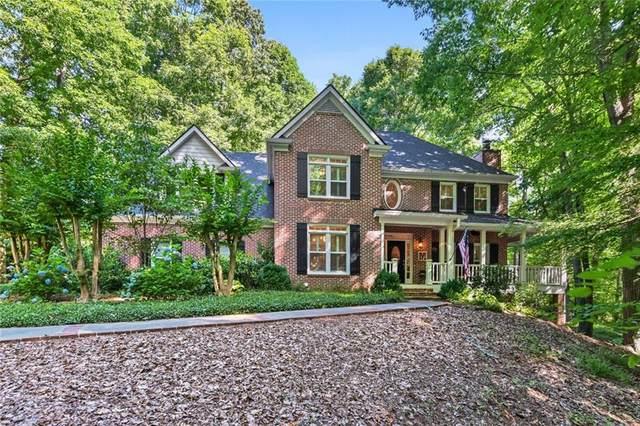 385 Petersford Way, Milton, GA 30004 (MLS #6910835) :: North Atlanta Home Team