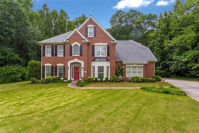 1125 Brier Ridge, Alpharetta, GA 30004 (MLS #6910936) :: North Atlanta Home Team