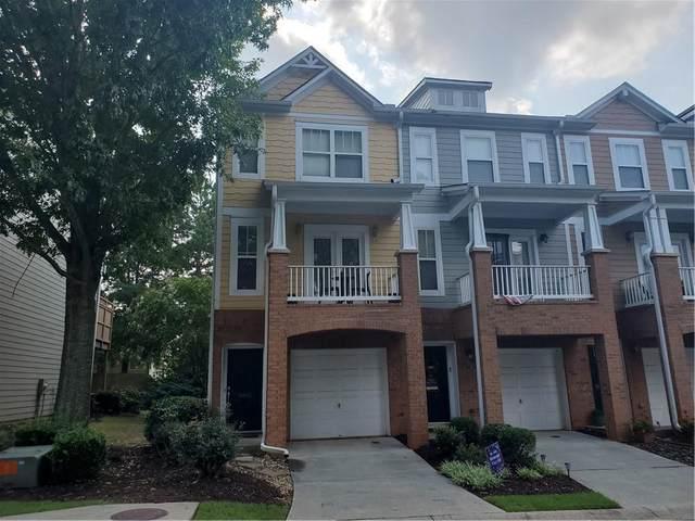14145 Yacht Terrace #14145, Alpharetta, GA 30004 (MLS #6910938) :: North Atlanta Home Team