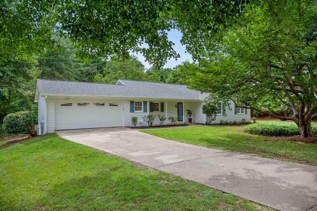 380 Chaffin Road, Roswell, GA 30075 (MLS #6910964) :: North Atlanta Home Team