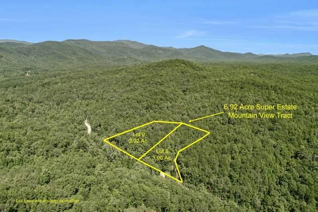 0 Whispering Tree Way Lots 8 9, Sautee Nacoochee, GA 30571 (MLS #6910975) :: North Atlanta Home Team