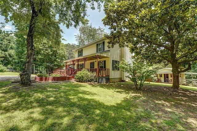 125 Oak Hill Road, Covington, GA 30016 (MLS #6911002) :: North Atlanta Home Team