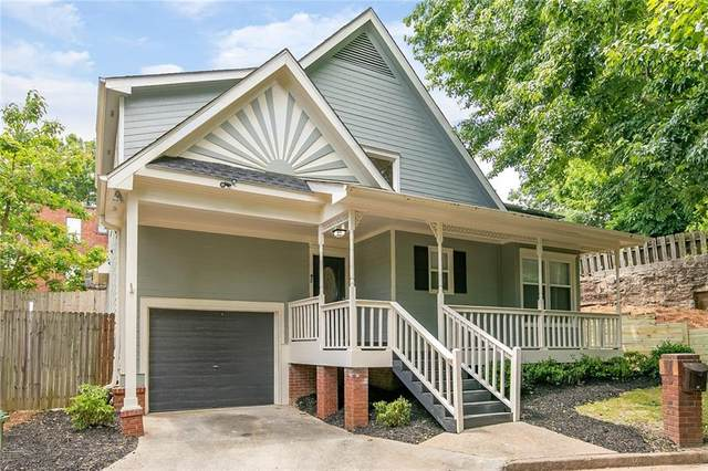 956 Oak Street SW, Atlanta, GA 30310 (MLS #6911007) :: Charlie Ballard Real Estate