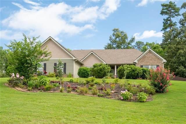 16 Columbia Cove, Dallas, GA 30132 (MLS #6911013) :: AlpharettaZen Expert Home Advisors