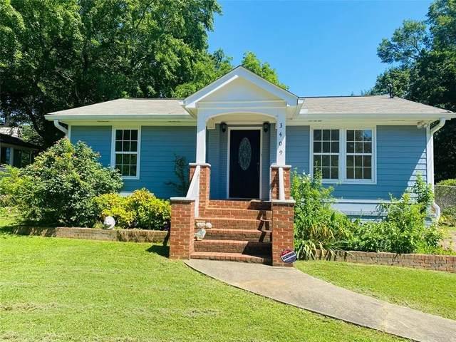 3409 Ridgecrest Road SE, Smyrna, GA 30080 (MLS #6911024) :: Charlie Ballard Real Estate