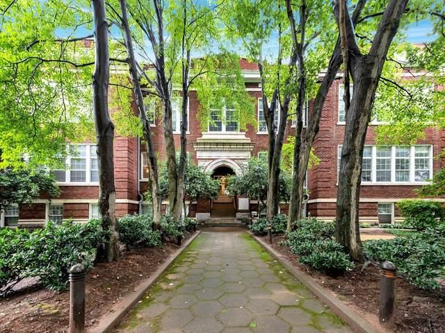 1031 State Street NW #204, Atlanta, GA 30318 (MLS #6911091) :: Kennesaw Life Real Estate