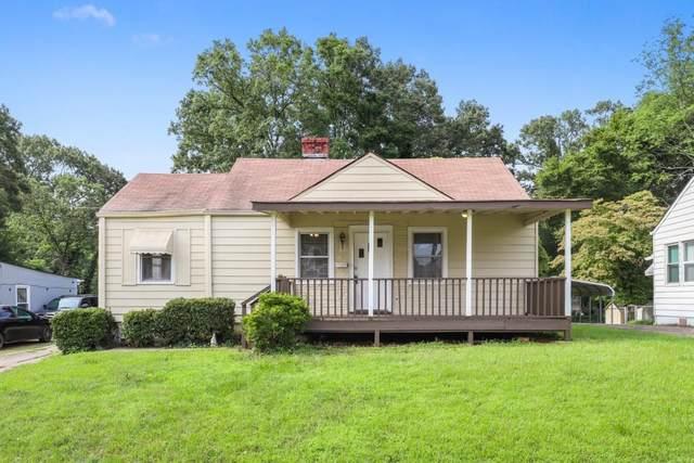 68 W Dixie Avenue SE, Marietta, GA 30008 (MLS #6911108) :: North Atlanta Home Team