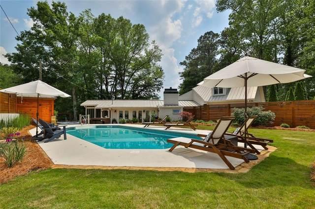 159 Little Victoria Road, Woodstock, GA 30189 (MLS #6911118) :: North Atlanta Home Team
