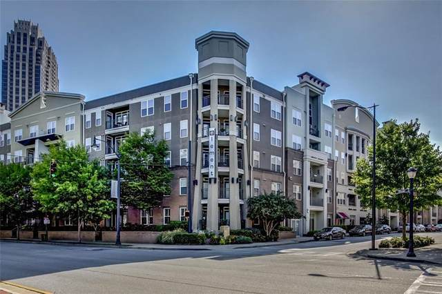 390 17th Street NW #2003, Atlanta, GA 30363 (MLS #6911159) :: RE/MAX Prestige