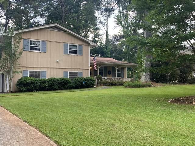 4166 Signal Ridge SW, Lilburn, GA 30047 (MLS #6911165) :: North Atlanta Home Team