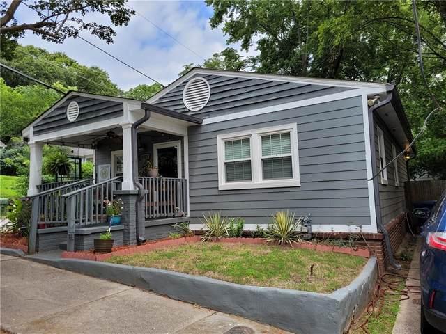 1081 Ashby Grove SW, Atlanta, GA 30314 (MLS #6911170) :: North Atlanta Home Team