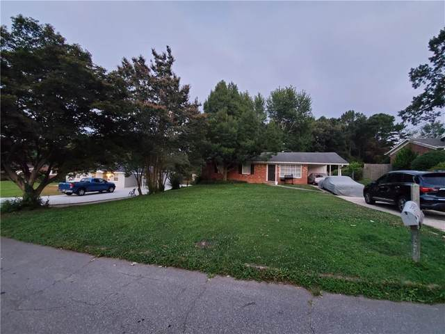 5998 Lanier Boulevard, Norcross, GA 30071 (MLS #6911210) :: Path & Post Real Estate