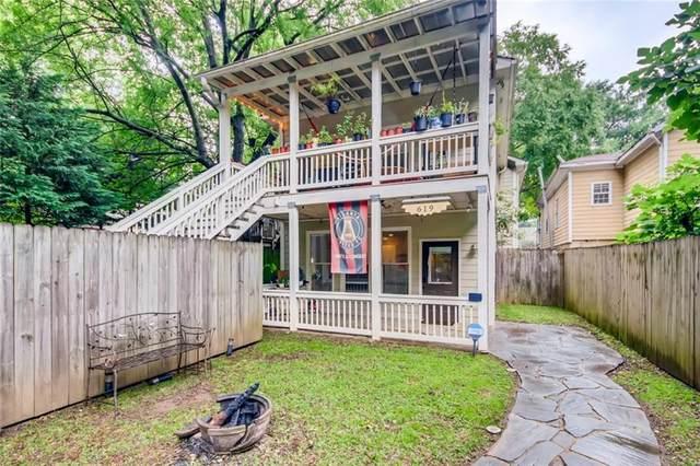 619 Glenwood Avenue SE, Atlanta, GA 30312 (MLS #6911251) :: Kennesaw Life Real Estate