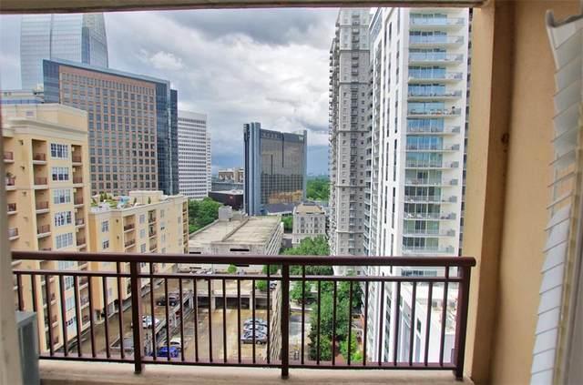 1101 Juniper Street NE #1410, Atlanta, GA 30309 (MLS #6911256) :: North Atlanta Home Team