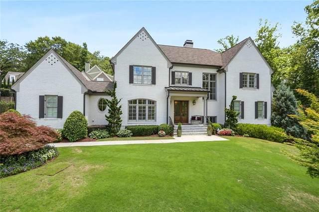505 Cobblestone Drive NE, Atlanta, GA 30342 (MLS #6911257) :: RE/MAX Paramount Properties