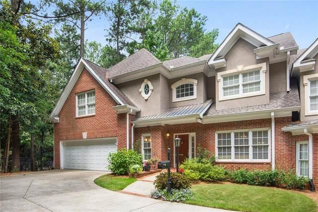 308 Crossing Valley Lane, Atlanta, GA 30339 (MLS #6911290) :: North Atlanta Home Team