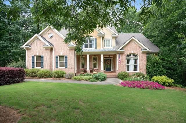 37 Stony Court, Dawsonville, GA 30534 (MLS #6911310) :: Charlie Ballard Real Estate
