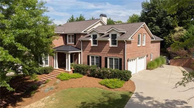 4541 Meadow Club Drive, Suwanee, GA 30024 (MLS #6911340) :: Charlie Ballard Real Estate