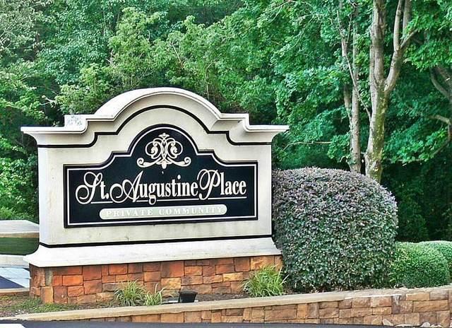 2009 Augusta Drive SE, Marietta, GA 30067 (MLS #6911357) :: North Atlanta Home Team