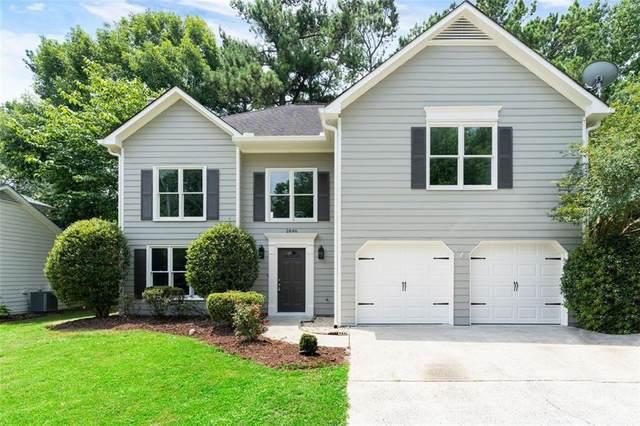 1846 Hickory Creek Court NW, Acworth, GA 30102 (MLS #6911385) :: North Atlanta Home Team