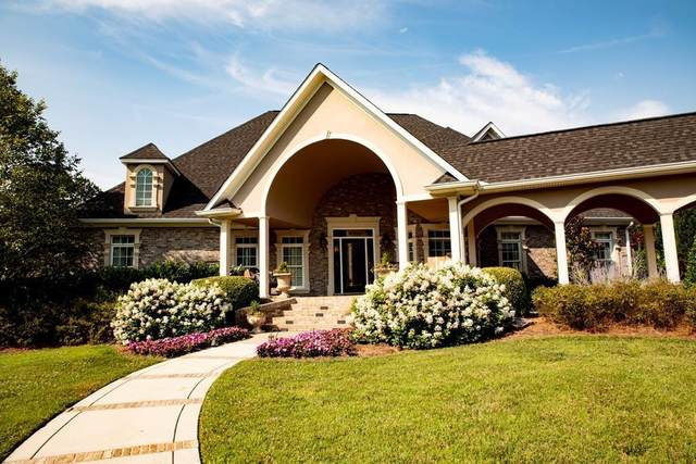 151 Columbus Drive, Chatsworth, GA 30705 (MLS #6911393) :: North Atlanta Home Team