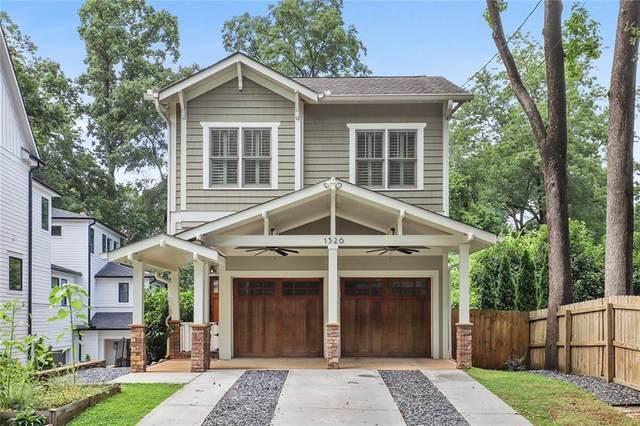 1526 Iverson Street NE, Atlanta, GA 30307 (MLS #6911397) :: AlpharettaZen Expert Home Advisors