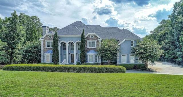 5237 N Sandy Shores Court N, Lithonia, GA 30038 (MLS #6911406) :: Charlie Ballard Real Estate