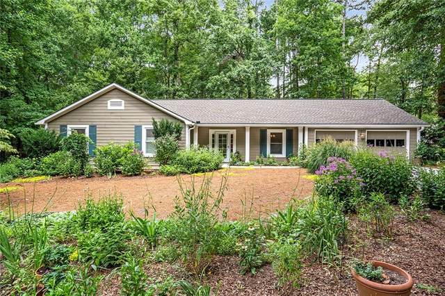 645 Brookford Drive, Alpharetta, GA 30009 (MLS #6911408) :: Charlie Ballard Real Estate