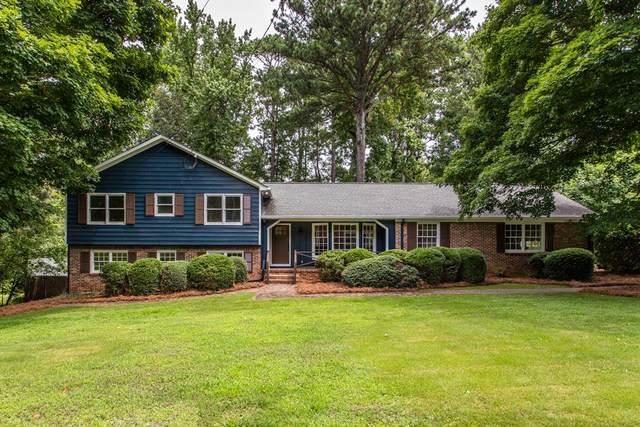2651 Arrow Wood Drive NE, Marietta, GA 30068 (MLS #6911453) :: Todd Lemoine Team