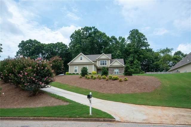 859 Belmont Park Drive, Commerce, GA 30529 (MLS #6911460) :: North Atlanta Home Team