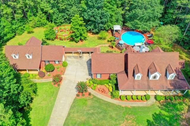 984 Davis Ford Road, Covington, GA 30014 (MLS #6911465) :: North Atlanta Home Team