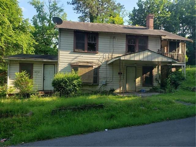 114 Pine Street A & B, Rome, GA 30161 (MLS #6911485) :: North Atlanta Home Team